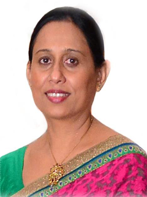 Prof. Priyadharshani Galappatthy