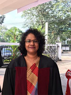 Dr. Udayangani Ramadasa