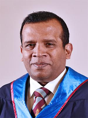 Dr. Amitha Fernando