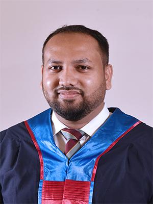 Dr. Ghazzaly Nizamdeen