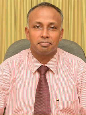 Prof. Pujitha Wickramasinghe