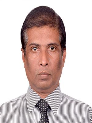 Dr. G. D. N. Samaruthilake