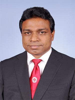 Dr. Dilhar Samaraweera