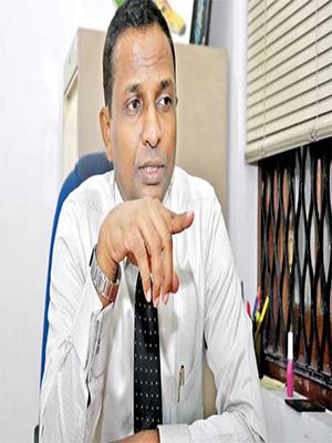 Dr. Mahesh Rajasuriya
