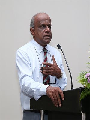 Dr. Palitha Abeykoon