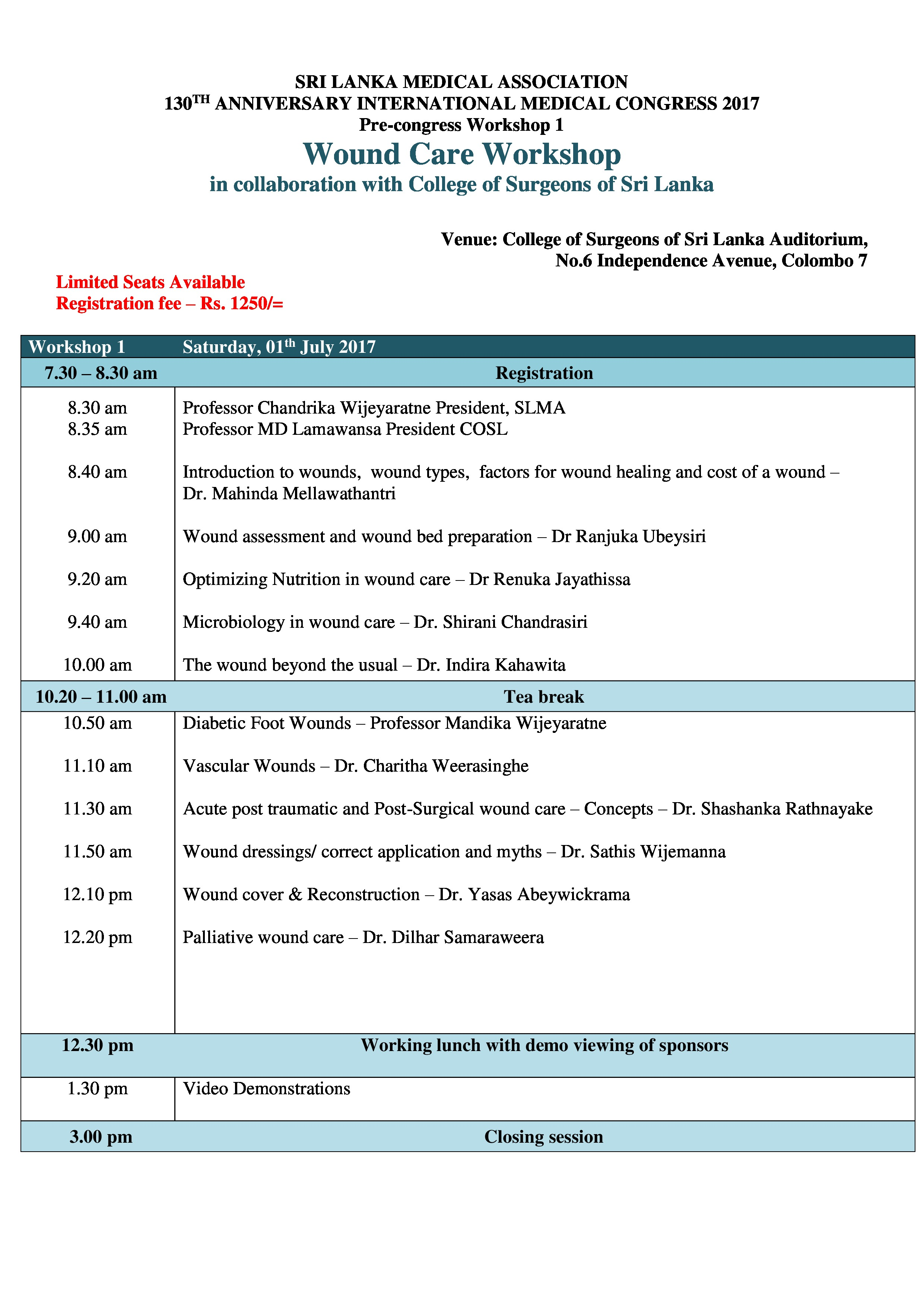 SLMA COSL Joint Workshop - Precongress 1 12.6.2017-page-0